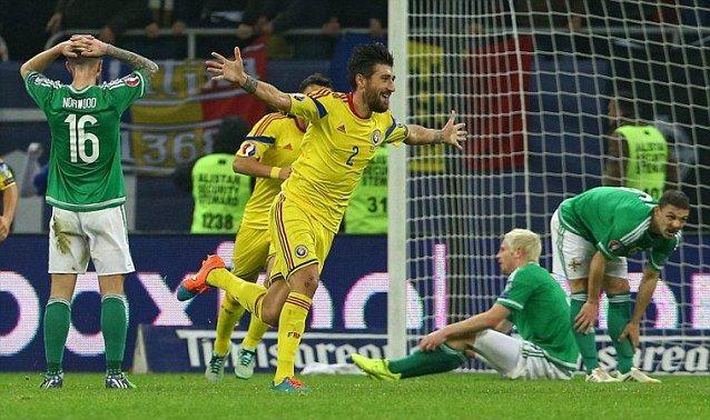 Northern Ireland vs Romania Highlights & Full Match   EC Qualification EURO France 2016