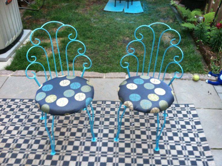 Redone chairs Mondays project