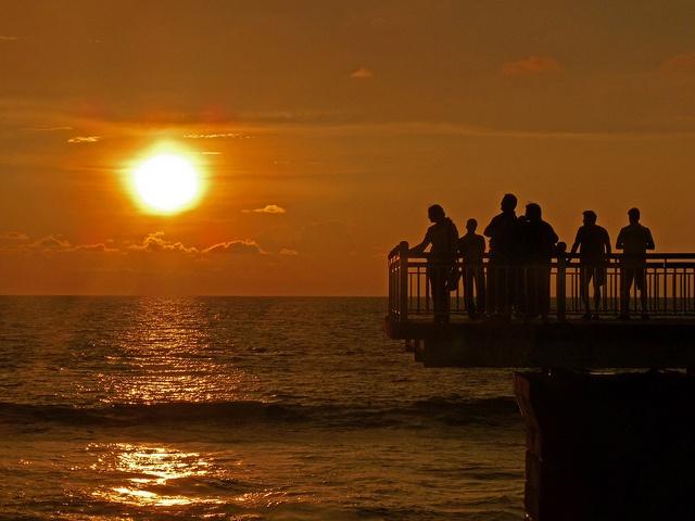 *Sunset junkies, Colombo, Sri Lanka