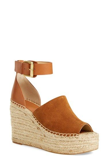 Marc Fisher LTD 'Adalyn' Espadrille Wedge Sandal (Women) available at #Nordstrom