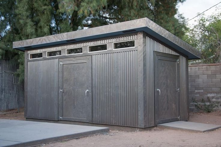 Premier Lean To Shedding Metal Shed Metal Storage