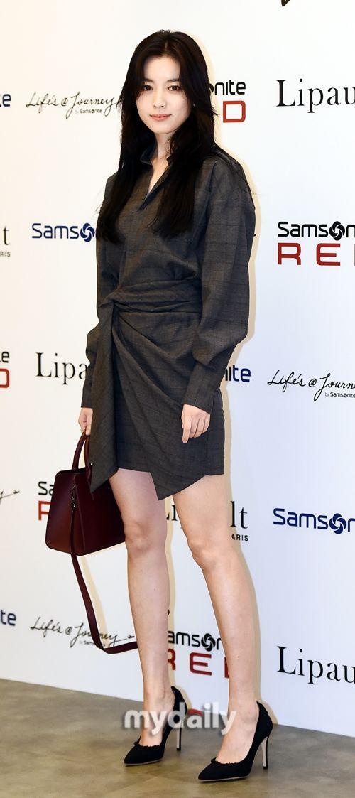 Han Hyo Joo xinh đẹp ngây ngất trong sự kiện mới
