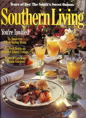 A Cover Gallery For Southern Living