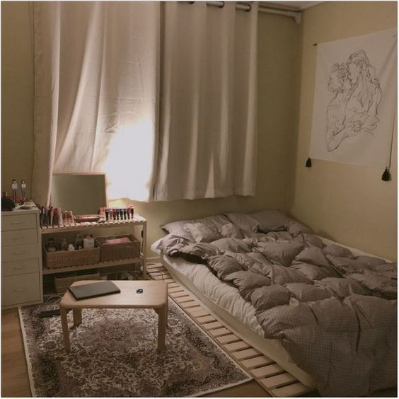 Korean-Style Bedroom: How To Nail The Cosy & Minimalist ...
