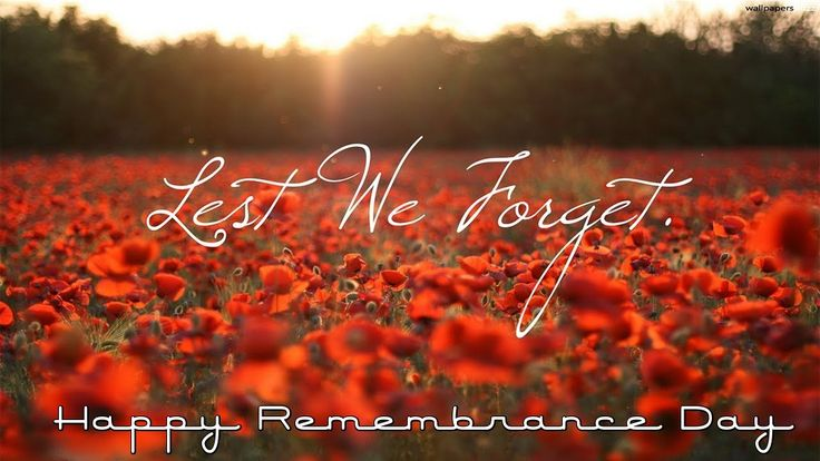 Remembrance Day #remembrance day