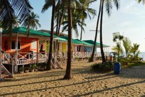 Found: Your Perfect Goa Beach Hut: Cuba Beach Bungalows, Palolem