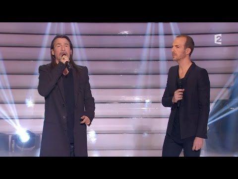 """Florent Pagny & Calogero chantent """"Le Soldat"""""""