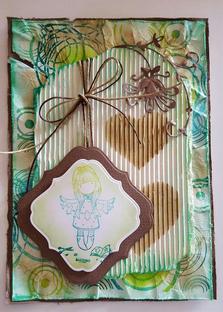 BellesCreations.gr: Front of a notebook