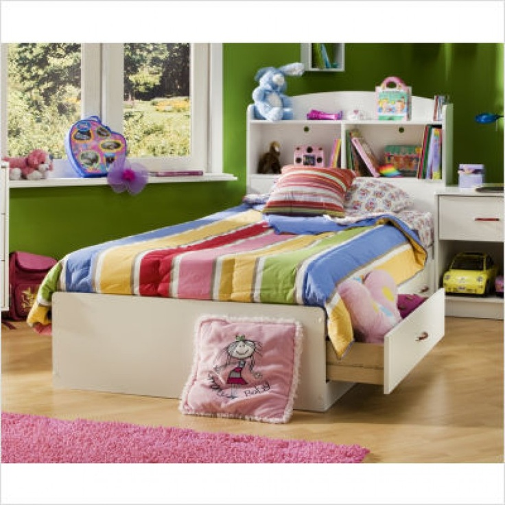 South Shore Logik 4 Piece Pure White Twin Kids Bedroom Set: 11 Best Images About ZoostoresPin2Win On Pinterest