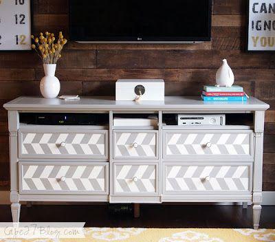 Lovely Little Life: Things I'm Loving Thursday : DIY Furniture Makeovers