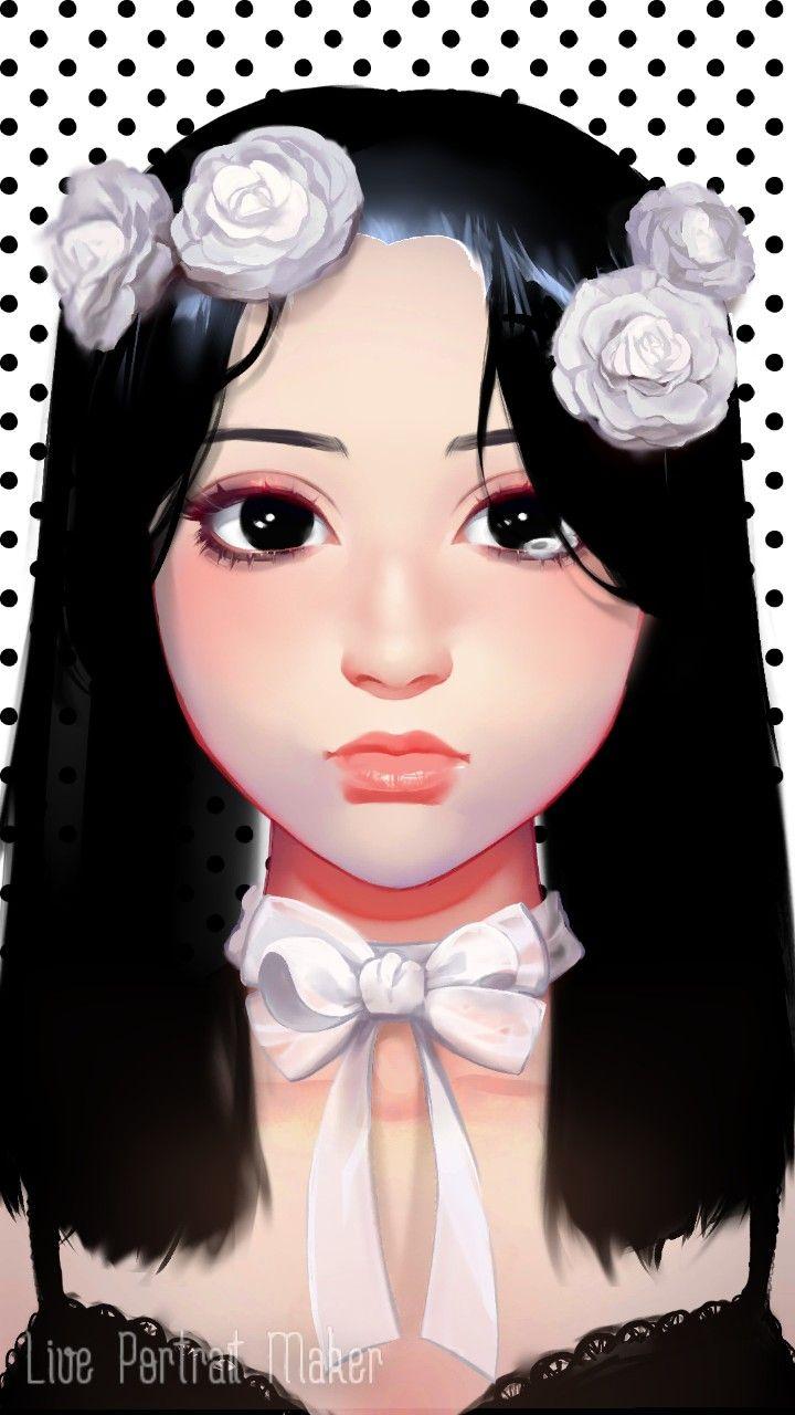 [She Looks Like Nancy From Momoland Tho] App: Live