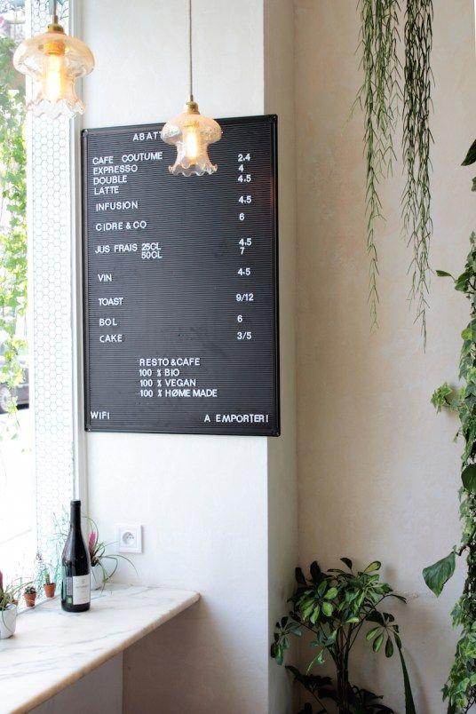 Abattoir végétal restaurant vegan et végétarien trendy paris hëllø blogzine blog deco