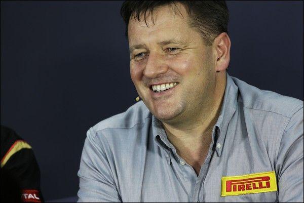 Meno reponsabilità in F1 per Paul Hembery (Pirelli)