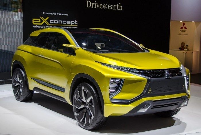 The 2020 Mitsubishi Ex Concept Is Supposed To Have A Range Of 250 A Long Way The Concept Exposed Year S Tokyo Motor Show Eventually Can Previously Control That