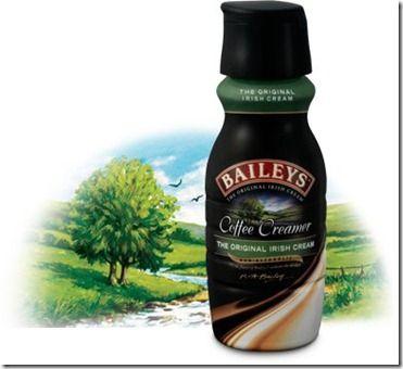 Baileys Irish Cream Coffee Creamer Gluten Free
