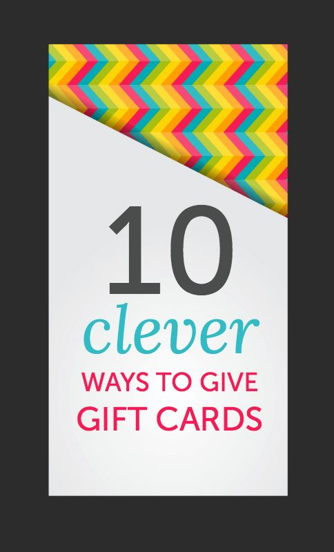 By Chelsea Day Our posts feature partner companies.I used to think that gift cards were the cop-out of gift giving. Not much personality, not a lot of thought. And then after being on both the giving and receiving end of a series of lame presents – it happens to the best of us – I realized a few things. Gift …