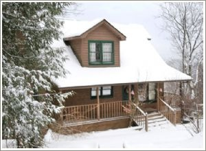 A perfect Smokey Mountain retreat to take a special someone too!