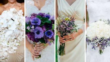 Buquê de noiva – Significado das Flores