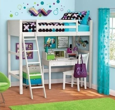 Your Zone Twin Wood Loft Style Bunk Bed Good Or Bad
