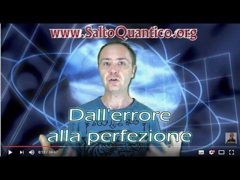 """""""Dall'errore alla perfezione"""" - Salto Quantico - Daniele Penna M20E4"""