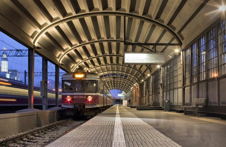 Poznan Poland, Dworzec Letni [fot.michal_w]