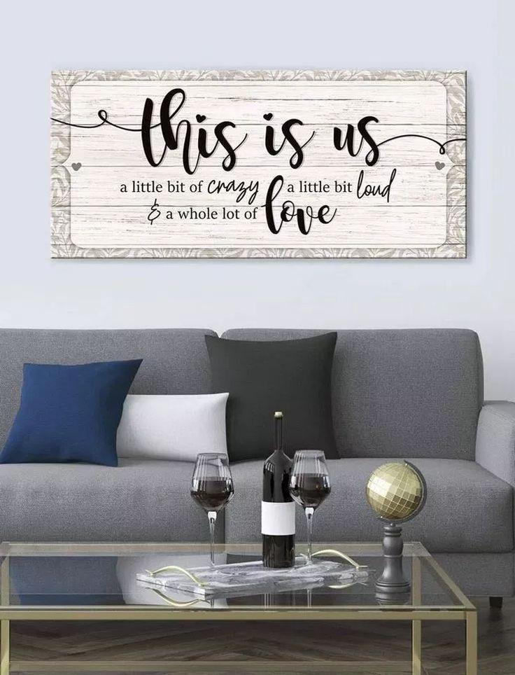 43 Wonderful Home Interior With On A Budget Farmhouse Wall Decor 8