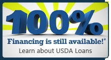 DHI Mortgage Offers 100% Financing!