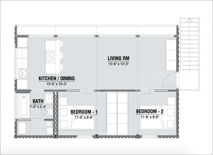 4 bedroom container house floor plans in 2020 with images