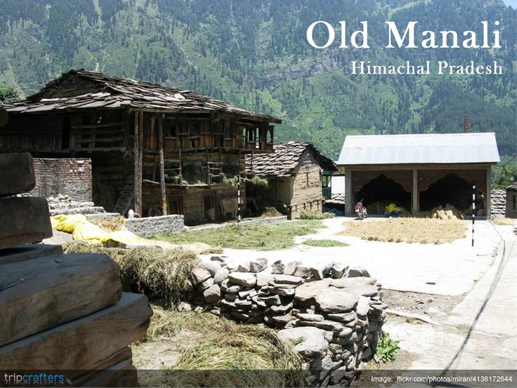 At a distance of 3 km northwest of Manali is Old Manali, famous for its quaint fruit orchards and old stone guesthouses. It is home to the coolest cafes, bars and restaurants in Manali! There is a ruined fort here by the name of Manaligarh that's worth a visit. Check out other amazing places in Manali! #TravelToIndia | #HimachalPradesh | #OldManali