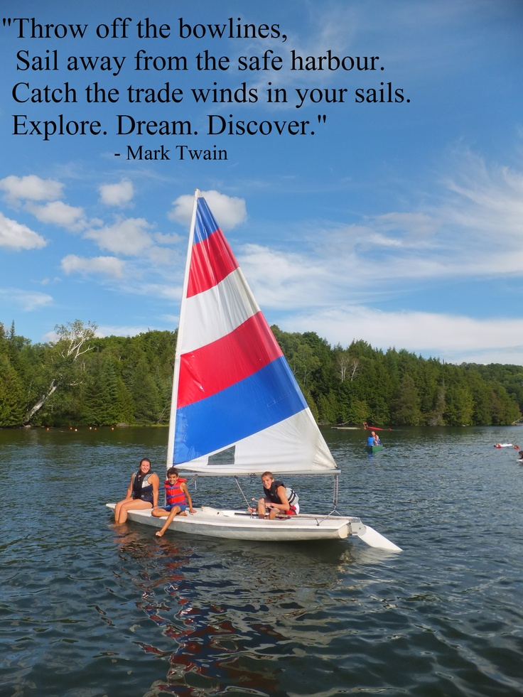 Explore, Dream and Discover at Can-Aqua this summer.
