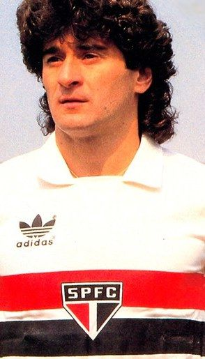 Dario Pereyra (Uruguay) - São Paulo FC - Brasil