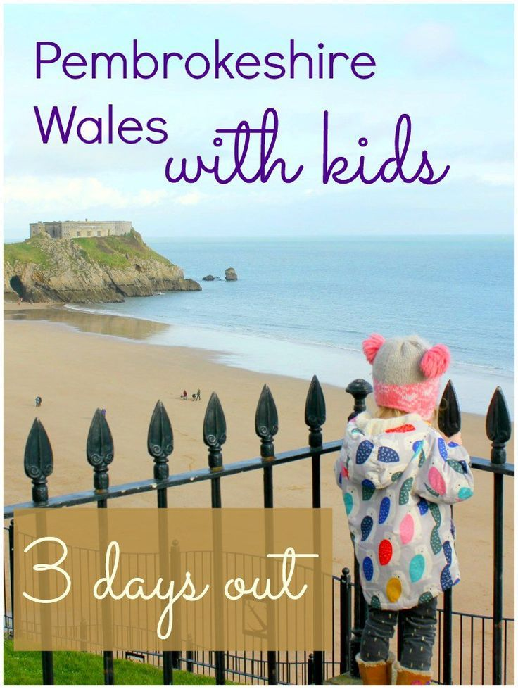 My three top days out in Pembrokeshire with kids including Castell Henllys Iron Age village, pretty Tenby and its child-friendly museum, and Manor Wildlife Park where you can feed wallabies in the Welsh countryside.