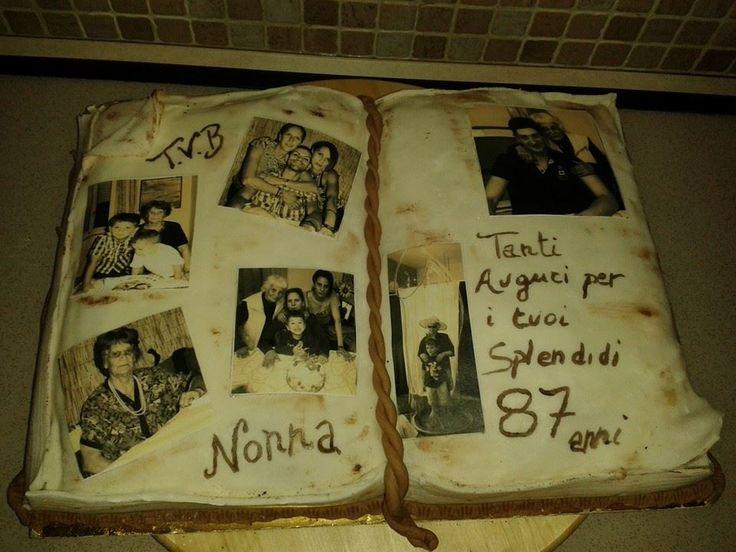 album cake