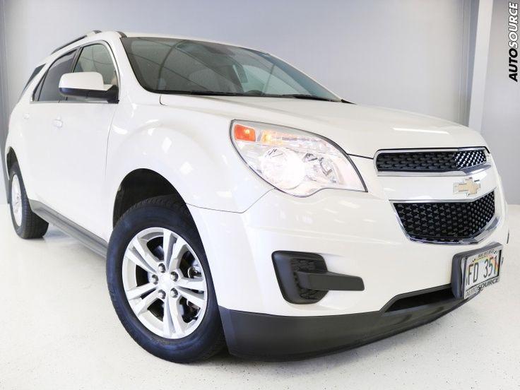 2014 Chevrolet Equinox LT $16995 http://www.autosourcehawaii.com/inventory/view/9898576