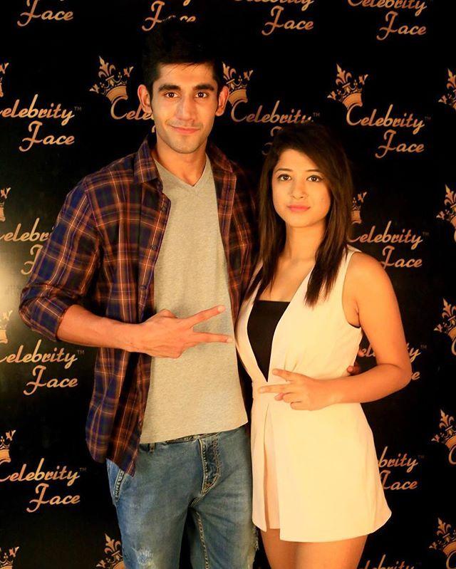 Super Hot n Beautiful Couple of MTV Splitsvilla 9 @varunsood12 n…