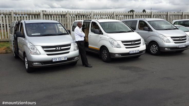 Our shuttles