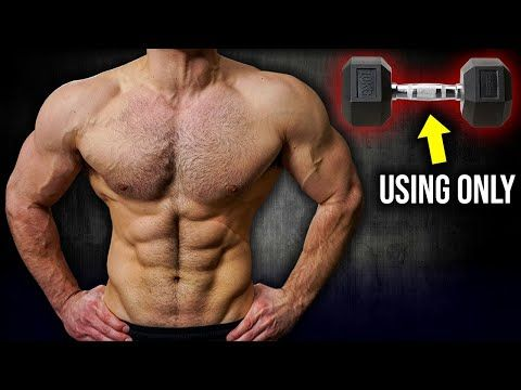 10min home fullbody workout for muscle mass using only