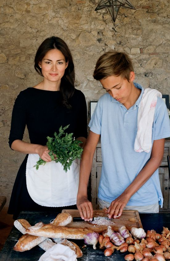 """""""Manger""""~French country living & cooking with Mimi Thorisson"""