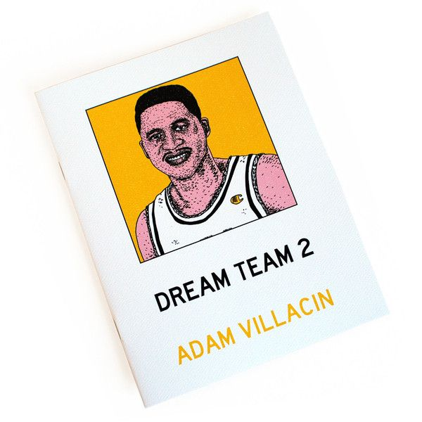 Dream Team II by Adam Villacin