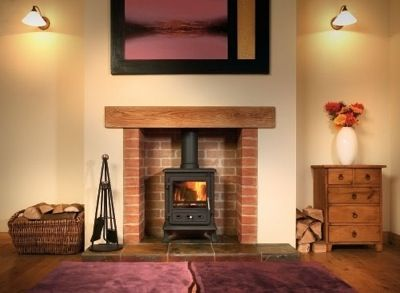 Wood Burning Stove In Masonry Fireplace Any Experience