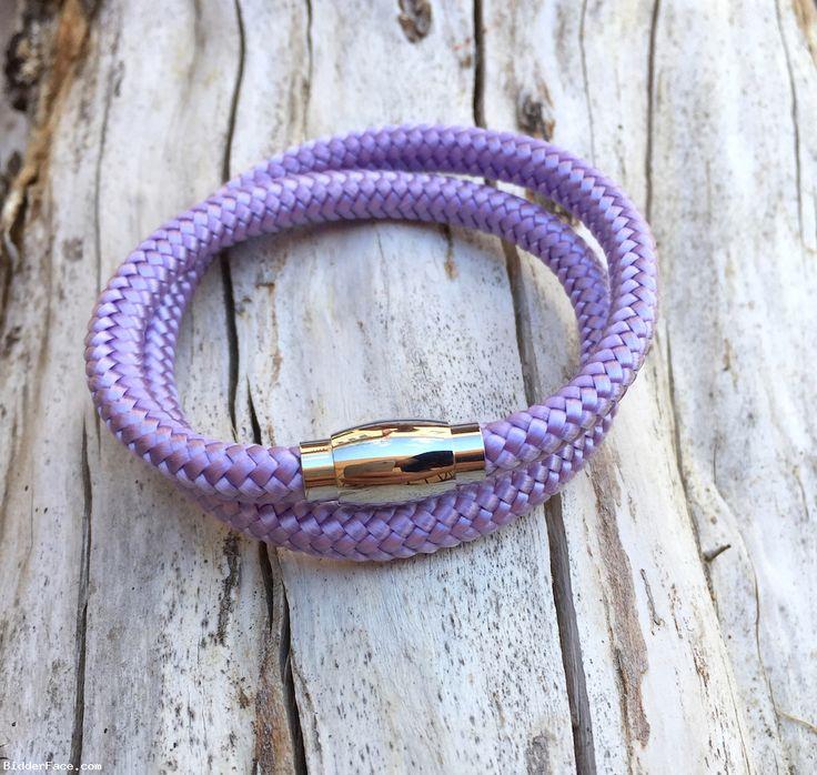 Lilac bracelet  / Svetlofialový náramok