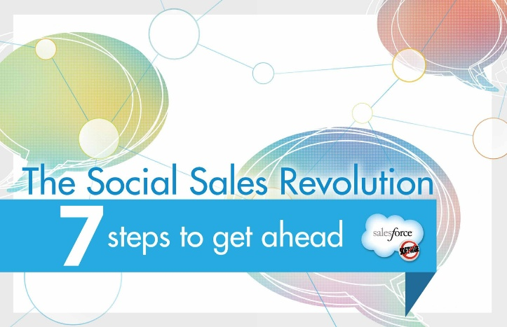 Social Sales Revolution: 7 Steps to Get Ahead http://slidesha.re/pwwmXc