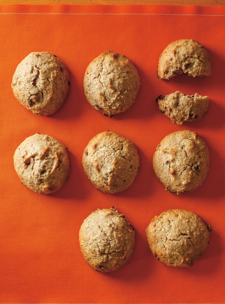 Recette de Ricardo de biscuits énergie
