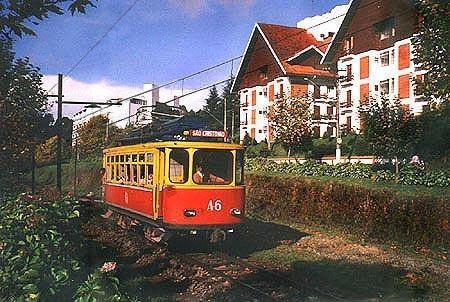Estrada de Ferro Campos do Jordão - São Paulo