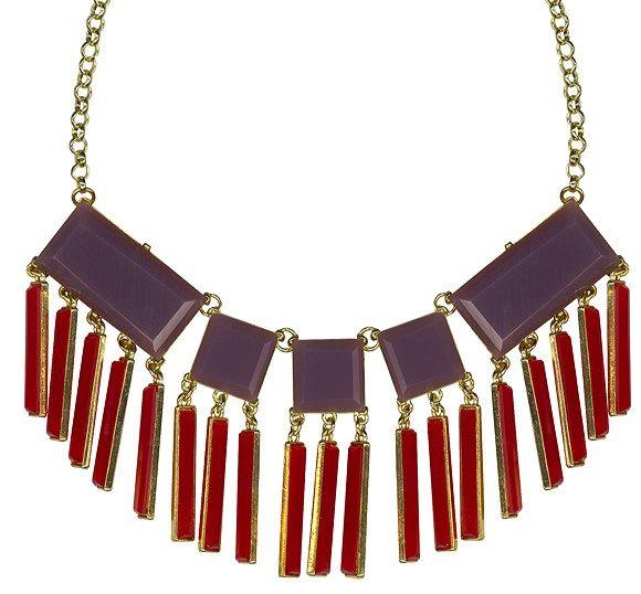 Roberta Chiarella - red hot necklace