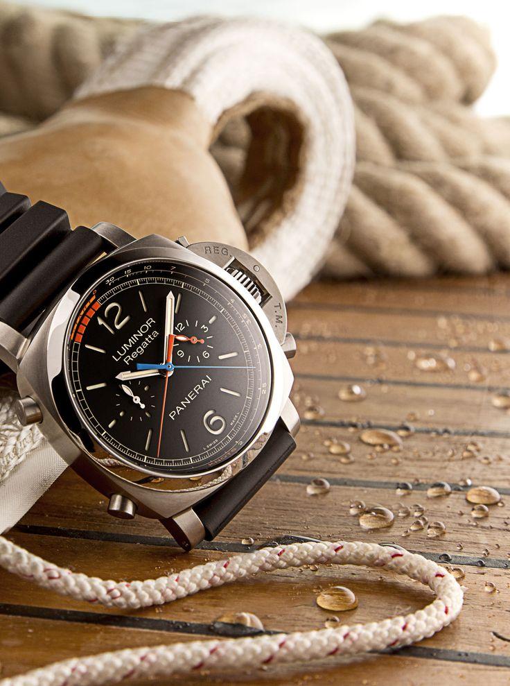 Panerai Chronographs - watch collection - Officine Panerai