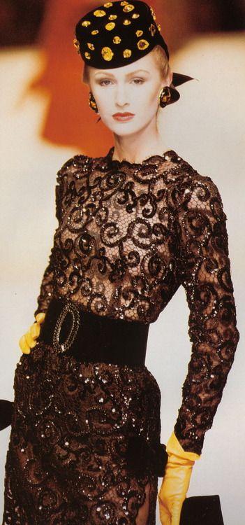 Scherrer haute couture