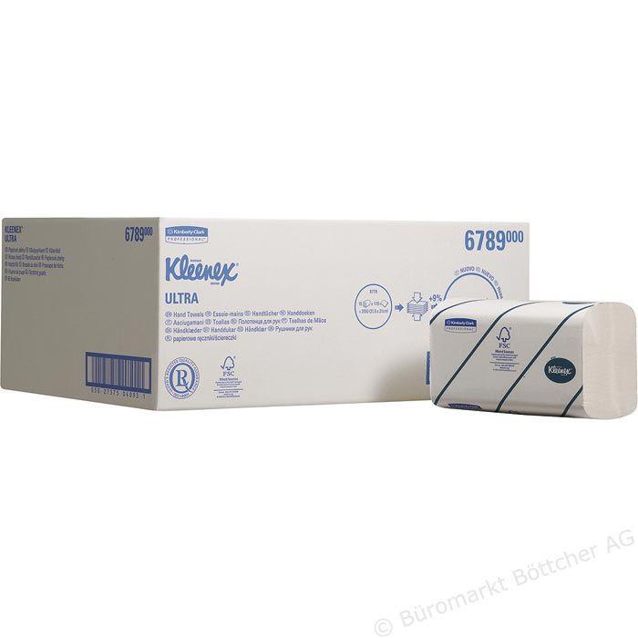 Kimberly Clark prosoape hartie : Prosoape de hartie Cleenex KC-6789