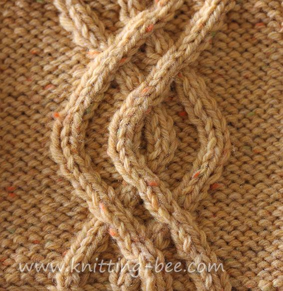 248 best Knitting - Cables images on Pinterest | Knitting patterns ...