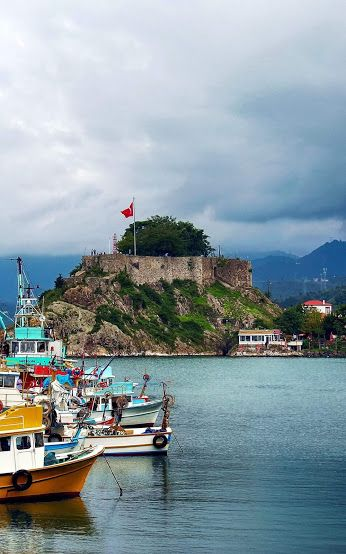 Tirebolu Giresun (Kerassunde) TURKEY.